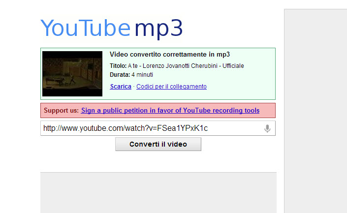 You Tube Mp3